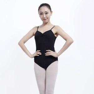 Image 3 - Maillot de Ballet para Mujer, vestido Gimnástico de Ballet, vestido de práctica de baile para adulto, traje de cuerpo de una pieza, Darling XC 2544