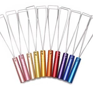 Красочные ЧПУ анод алюминиевый Keycap Съемник keypuller для oem вишня dsa xda sa профиль keycap розовый синий красный желтый оранжевый золотой