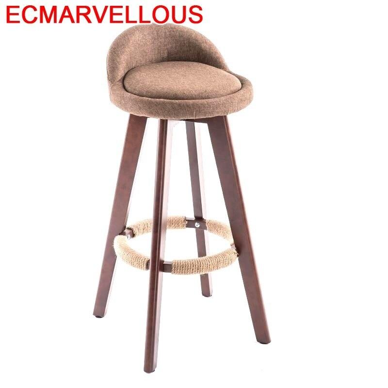 Barra Sedia Ikayaa Taburete Stuhl Stoelen Sandalyesi Table Barkrukken Cadir Silla Tabouret De Moderne Stool Modern Bar Chair