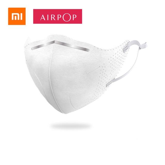 Xiaomi airpop Youpin KN95 Protective Face Mask 99% PM2.5 Anti-haze Comfortable Breatheable Mask Antivirus Flu Anti Infection CE 1