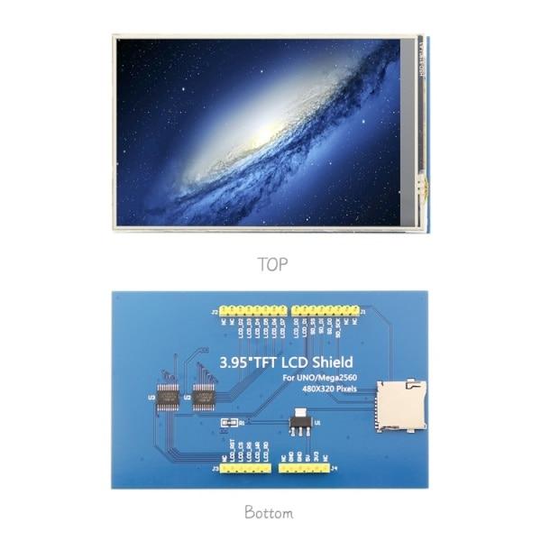 3.95-inch TFT Color Screen Module 320X480 Ultra Hd For Arduino UNO Mega2560