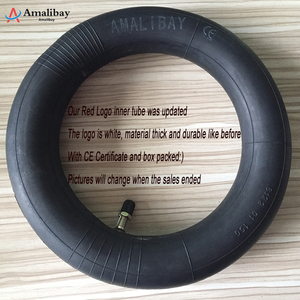Image 2 - 10 Inches Updated Tire for Xiaomi M365 Scooter New Version Tyre Inflation Wheel Tubes Outer Tire for Xiaomi Pro Electric Scooter