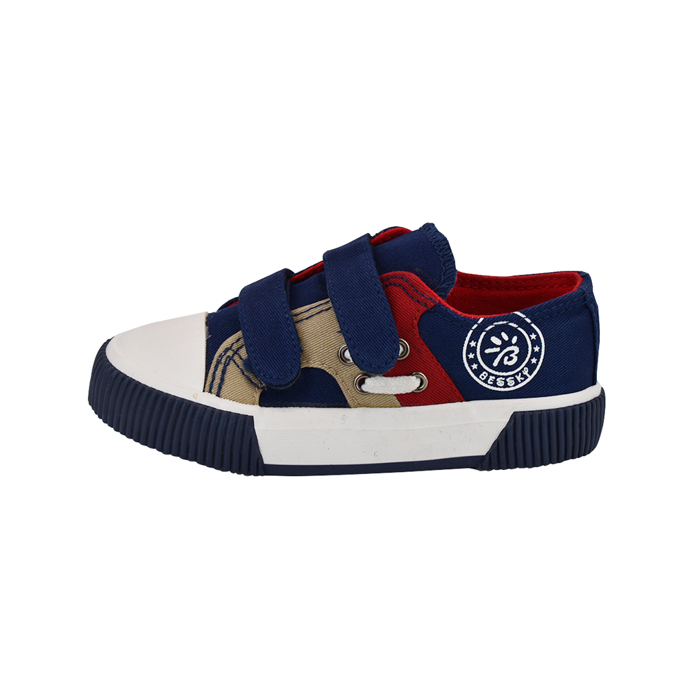 Bessky / Spring New Children's Shoes; Fashionable Casual Shoes; Canvas Shoes For Boys And Girls; Nonskid Running Shoes For Kids;