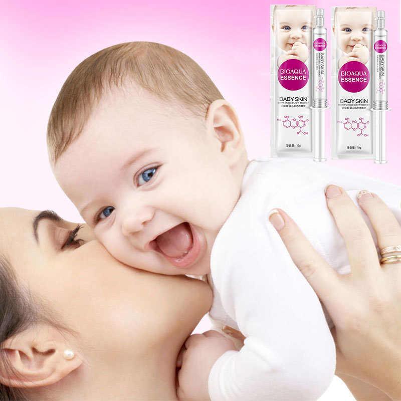 BIOAQUA الطفل الجلد المياه العضلات ضوء جوهر مصل حمض الهيالورونيك ترطيب تجديد العناية بالبشرة مغذية VitaminsTSLM1