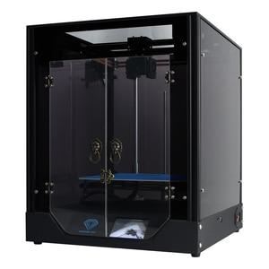 Image 3 - Twotrees האיחוד האירופי רוסית מחסן 3D מדפסת ספיר פרו מדפסת DIY BMG מכבש COREXY ספיר DIY ערכות 3.5 אינץ מגע מסך