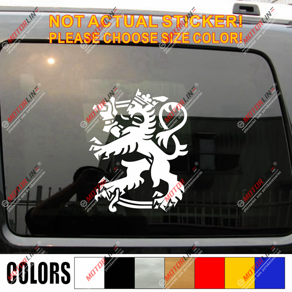 Sticker Israel Resin Domed Stickers Israel Coat of Arms 3D Vinyl Adhesive Car