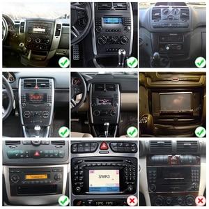 Image 5 - Rádio do carro de px6 1 din android 10 dvd gps autoradio para mercedes benz b200/a b classe/w169/w245/viano/vito/w639/sprinter w906 áudio