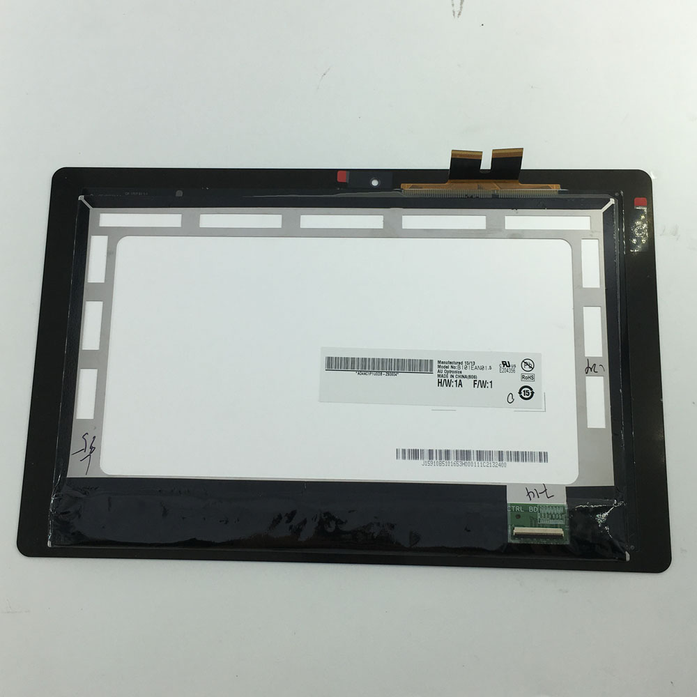 10.1'' Touch Screen Digitizer Assembly LCD Screen Sensor B101EAN01.5 For Acer Aspire Switch 10 SW5-012 Tablet 1280 * 800