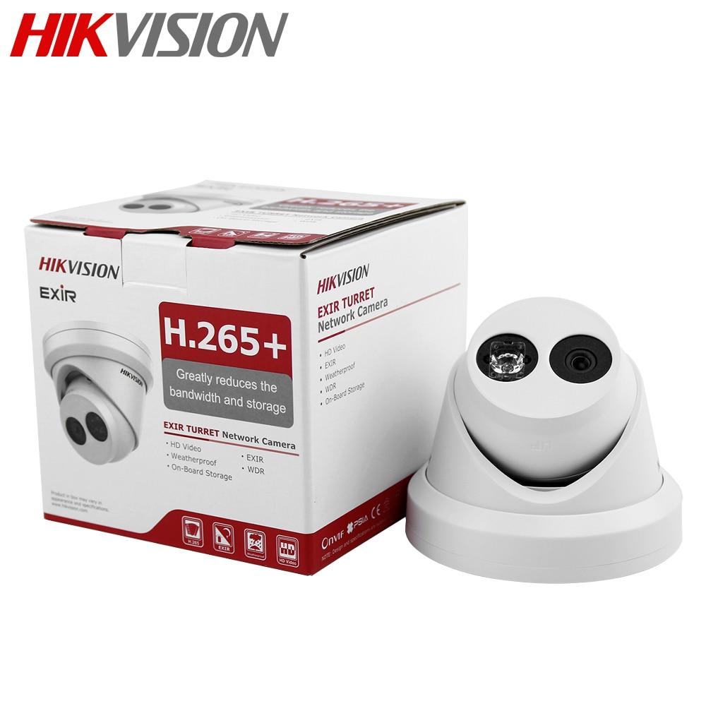Caméra de surveillance extérieure 8MP 4K POE IP, 30m ir, tourelle, cctv, H.265 +, DS-2CD2383G0-I 2