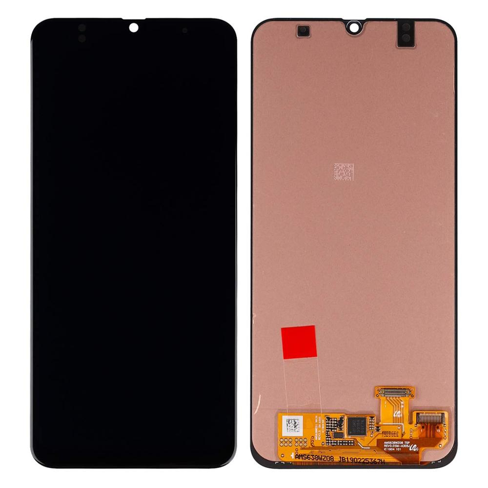 6.4'' Incell Display For <font><b>Samsung</b></font> galaxy <font><b>A30</b></font> A305/DS A305F A305FD A305A <font><b>LCD</b></font> Touch Screen Digitizer Assembly For <font><b>Samsung</b></font> <font><b>A30</b></font> <font><b>lcd</b></font> image