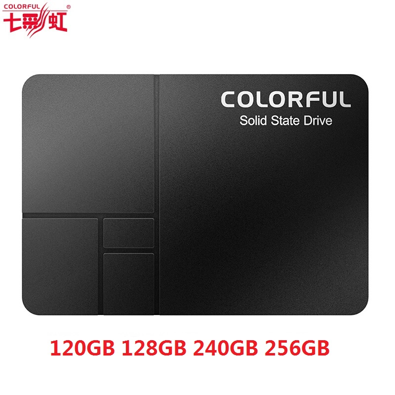 Colorful SSD 120 GB 128GB 240GB 256GB Disk Hard-Drive Internal-Laptop SATA2 Desktop Hd 2 5