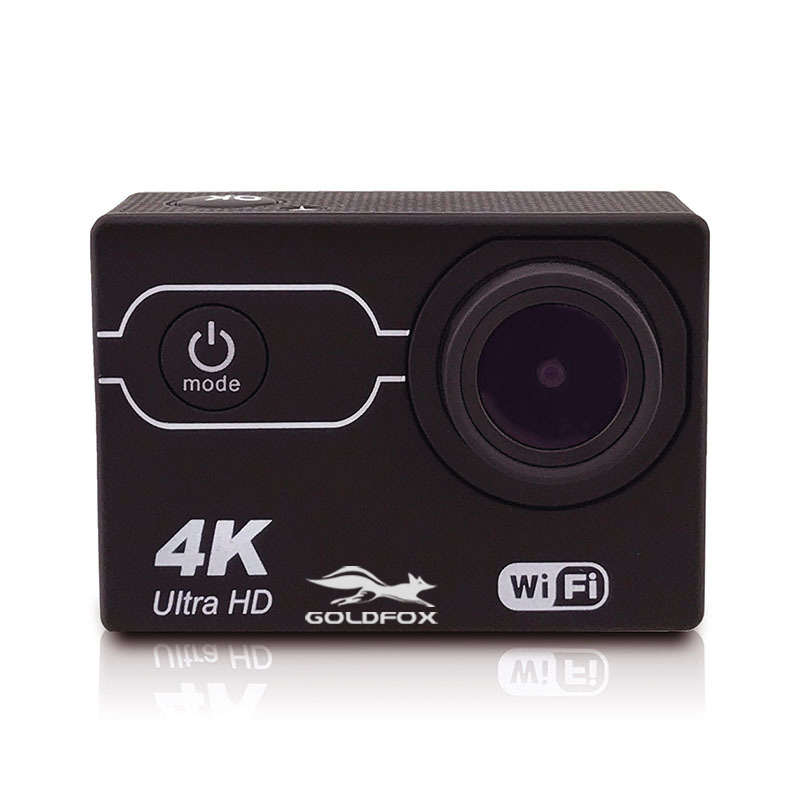 Waterproof Camera 2 inch Screen Action Camera 4K Wifi 16MP Sport DV 170° Wide angle Mini Camera Go 30M pro waterproof Sport Cam image