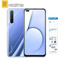 Realme X50 5G Mobile Phone 256GB /128GB ROM 12GB /8GB RAM 6.57 Snapdragon 765G Quad main camera 64MP 4200mAh NFC 5G Smartphone