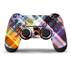Image 5 - Iron man PVC Custom Sticker Case Protector For Sony for PS4 Playstation 4 Dualshock Controller