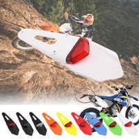 Nueva Luz LED trasera de motocicleta de 9 colores y guardabarros trasero de parada de luz trasera MX Trail Supermoto para KTM CR EXC WRF 250, 400, 426 4