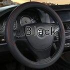 GUSA Black PU  Leath...