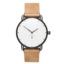 2019 Mens Watches Top Brand Luxury Quartz Watch Men Bussiness Leather Wrist Watch For Man relogio masculino reloj hombre