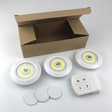 Możliwość przyciemniania światła podszawkowe LED z pilotem zasilanie bateryjne LED szafy światła do szafy łazienka lightin tanie tanio FDIK 50000H Brak Przełącznik