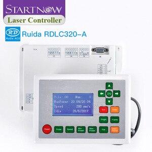 Image 1 - RD 320 A לייזר בקרת DSP כרטיס CNC ראשי לוח Ruida RDLC320 A עבור חריטת ציוד חילוף חלקי CO2 לייזר בקר מערכת