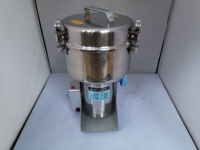 SUS 304 stainless steel 2500g High speed Electric grinder, Medicinal herbs Cereals Coffee Dry Food powder crusher Mill Grinding