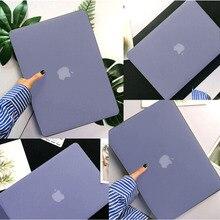 Новый Кремовый чехол для ноутбука Apple Macbook Air Pro M1 Retina 13 15 16 дюймов, чехол для 2020 Pro13 A2338 A2289 A2251 A2337, чехлы для ноутбуков