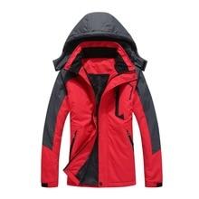 Походная куртка, женские куртки, уличный спортивный с капюшоном размера плюс, пальто, плиз, толстый плюс бархат, для кемпинга, альпинизма, на молнии, верхняя одежда