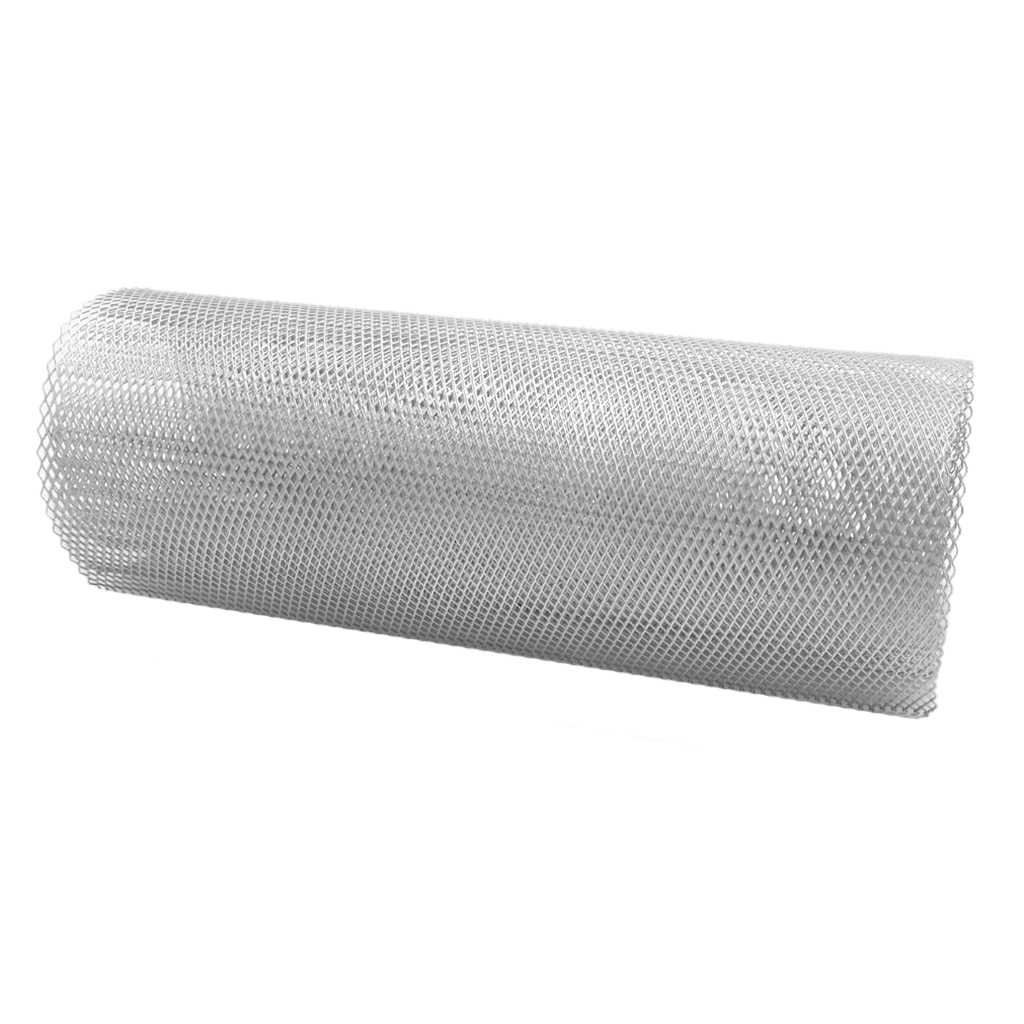 Samochód aluminiowy zderzak przedni profesjonalna część zamienna rombowa siatka grillowa