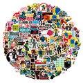 102 шт., наклейки для игры Roblox, Мультяшные, аниме, водонепроницаемые, ПВХ, наклейки, сделай сам, чашка для телефона, скейтборд, багаж, альбом, дет...