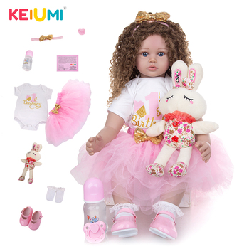 Кукла-младенец KEIUMI 24D169-C276-S24-S03-T23 2