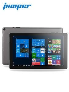 Jumper 2-In-1 Tablet Intel DDR3 X5-Z8350 Windows 10 FHD Emmc 7 4GB Trail 64GB IPS Cherry