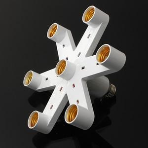 7 in 1 E27 Base Socket 110V-24