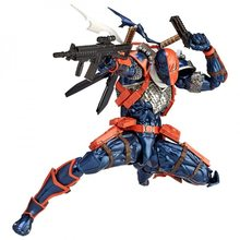 Yamaguchi dc comics personagem deathstroke bjd articulações moveable figura de ação modelo brinquedos