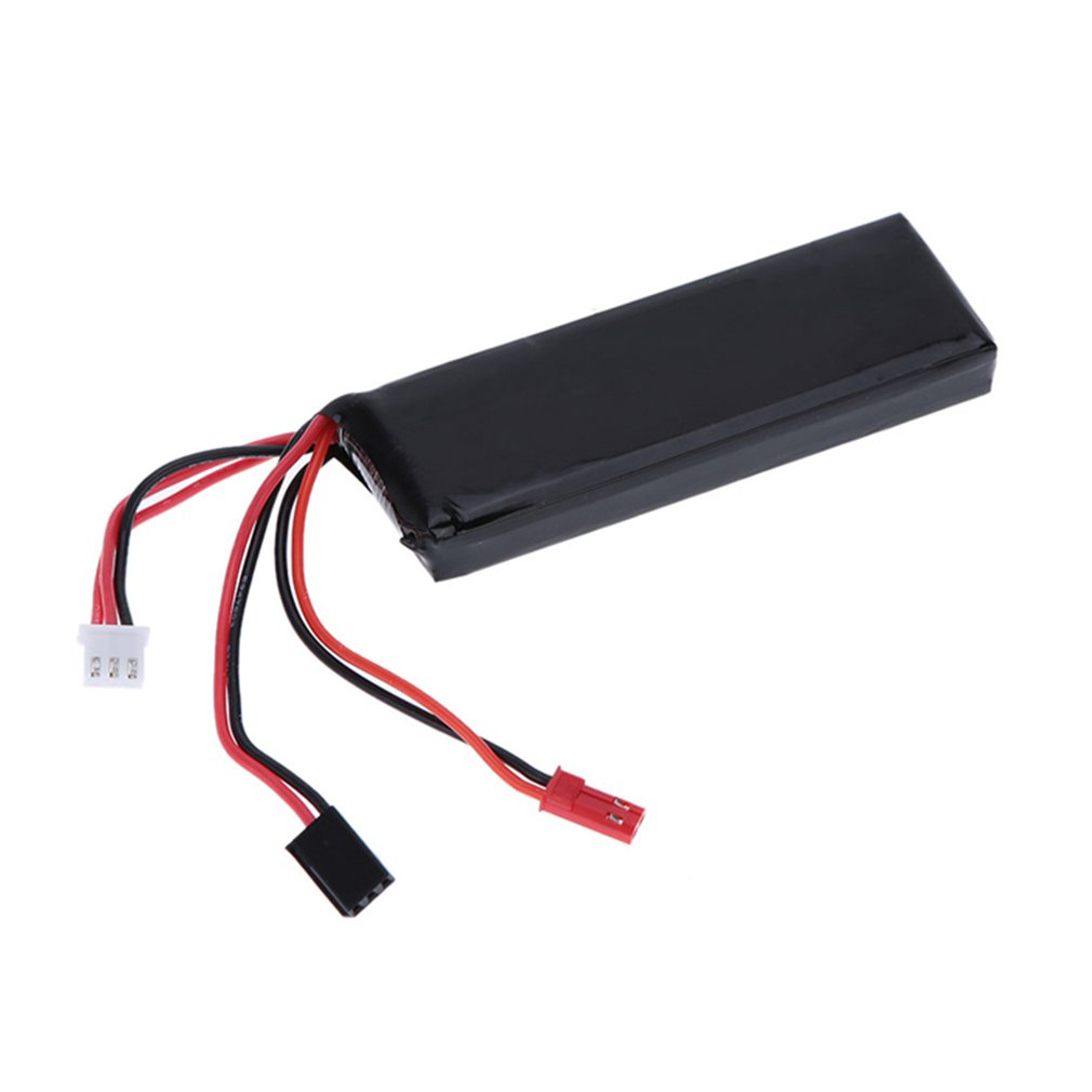 <font><b>2200mAh</b></font> 7.4V 8C Controller Li-Po Battery for Walkera DEVO 4/7E/<font><b>6S</b></font>/8S Transmitter Li-poly RC Battery ZOP Power <font><b>Lipo</b></font> Battery image