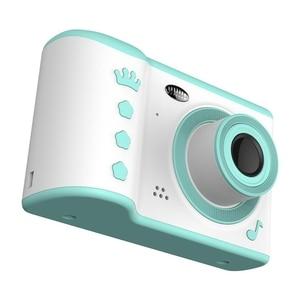 Image 3 - Caméra pour enfants 2.8 pouces IPS écran de Protection des yeux HD presse écran numérique double objectif 18MP caméra pour les enfants