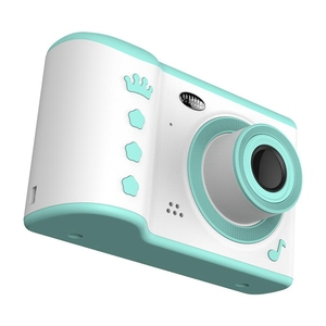 Image 3 - Childrens Camera 2.8 inch IPS Eye Protection Screen HD Press Screen Digital Dual Lens 18MP Camera for Kids