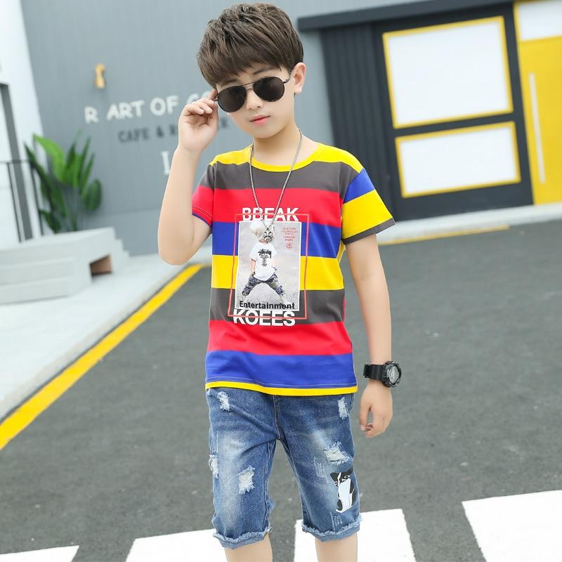Kids 2 Piece Camo Dot Print T-shirt /& Shorts Set Boys Girls Top Bottoms 3-14 Y