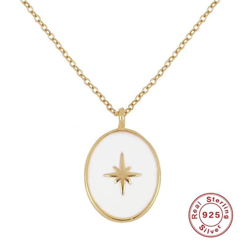 Solide 925 Sterling Silber Schmuck Choker Halsketten Schlüsselbein Kette Link Colgante Collares Für Geburtstag Jahrestag Partei Geschenk