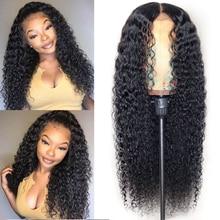 Mông Cổ phi kinky da bó với khóa Brasil tóc dệt lưng với khóa lanqi tóc bó với đóng cửa