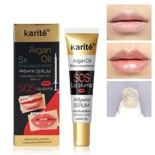 Instant Volumising Collagen Lip Pulp Lips Plumper Plumping Gloss Moisturizer Repair Lip Extreme Volume Essence Lips Enhancer Oil