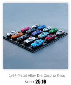 1 43 modelo de carro de simulação
