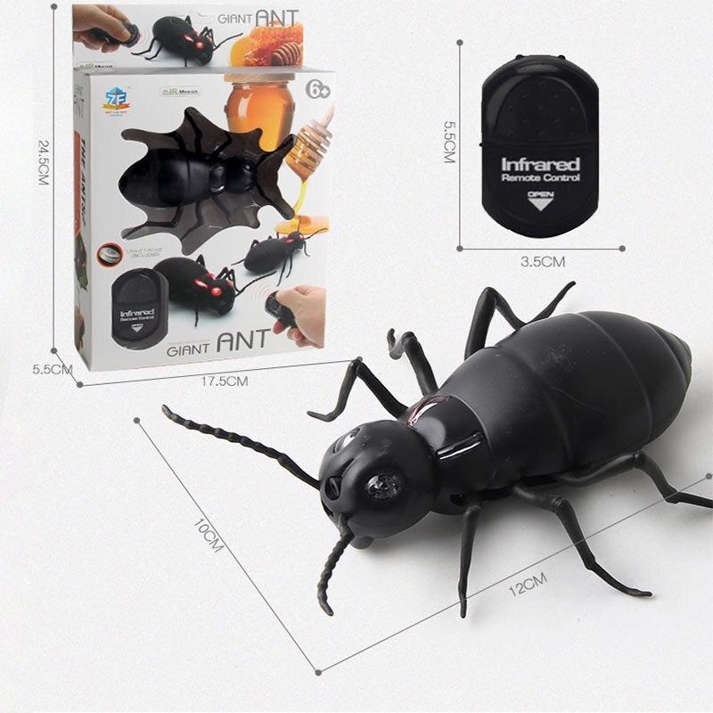 infravermelho inseto modelo barata aranha formiga brinquedo animal complicado