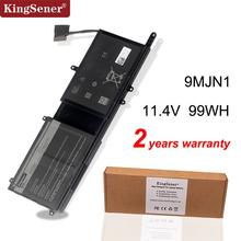 Kingsener 9NJM1 Laptop Batterij Voor Dell Alienware 15 R3 17 R4 Serie Notebook 0546FF 0HF250 44T2R HF250 MG2YH 11.4V 99WH