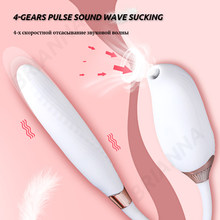 Sucking vibrator for women Bendable Silicone heating G-spot clitoris Stimulator usb nipples sucker adult sex toys for women
