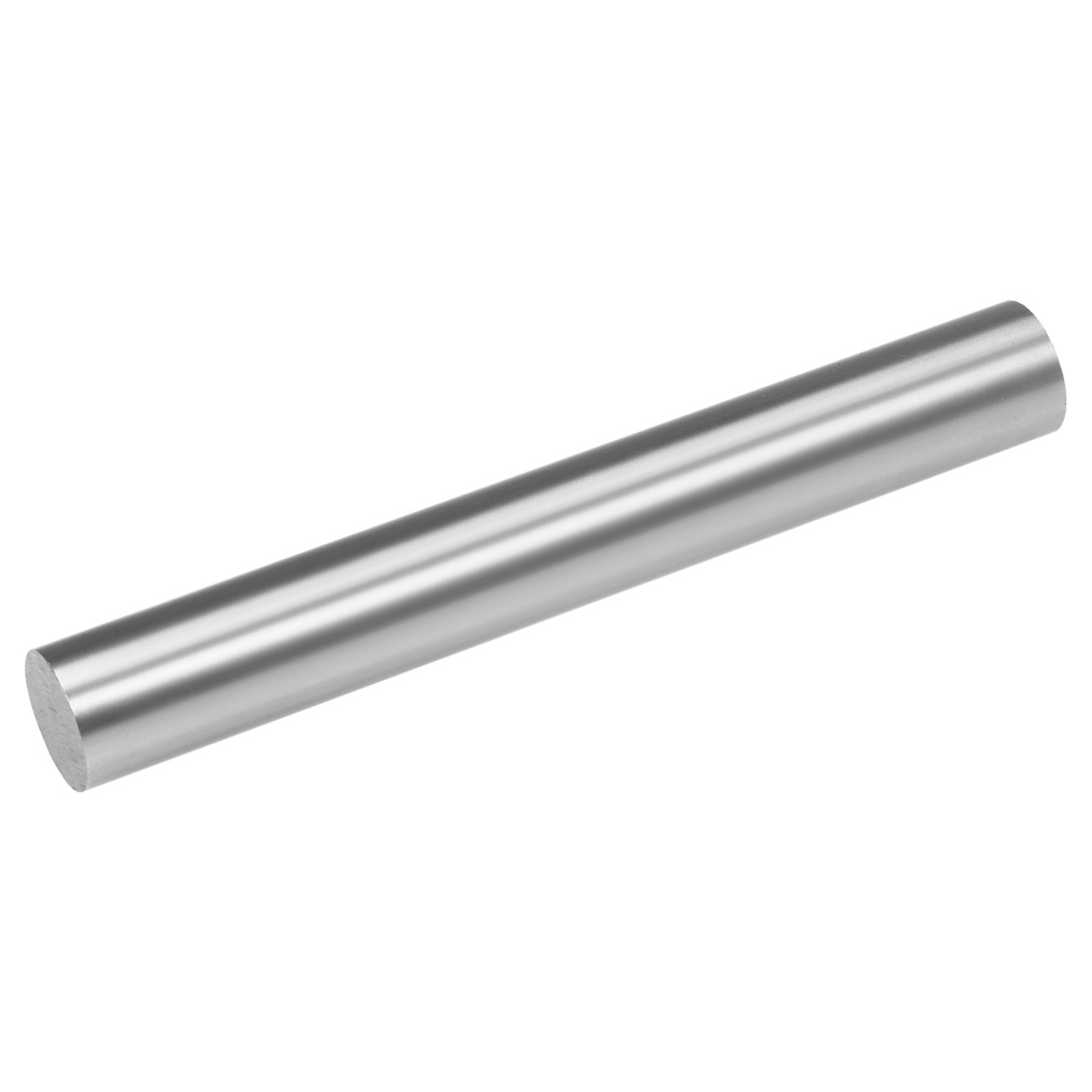 Uxcell HSS Lathe Round Rod Solid Shaft Bar 20mm Dia 150mm Length