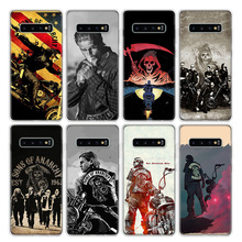 American TV Sons of Anarchy Phone Case For Samsung