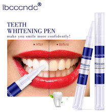 Teeth Whitening Gel Pen Dental Cleaning Natural White Bleaching Kit  New Magic Oral Care Remove Stains Tooth Whitener Tools