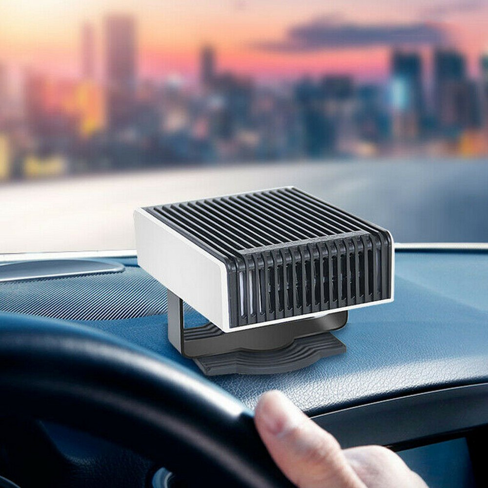 Car Heating Defroster Quickly Heater DC 12v/24v Defrost Fog Removal Silent Fan Universal Low Noise Good Vision|Heating & Fans| |  - title=