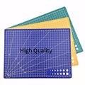 A4 A5 ПВХ разделочная доска Самовосстанавливающиеся дыроколы инструмент для кожи прочный «сделай сам» двусторонний разделочный коврик для г...