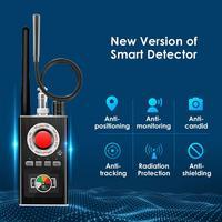 K88 Multi-funktion Anti-spy Detektor Kamera GSM Audio Bug Finder GPS Signal RF Tracker Erkennen Eavesdropper Schützen privatsphäre