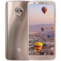 Globale ROM Moto G6 Verde Pomelo 1S XT1925-10 4G 64G Smartphone 5.7 Snapdragon 450 Android Mobile telefono 3D Corpo In Vetro 3000mAh